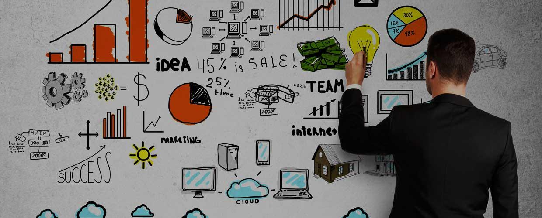 กิจกรรมด้านการวางแผนการตลาด และการขาย